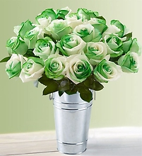 St. Patrick\'s Day Roses