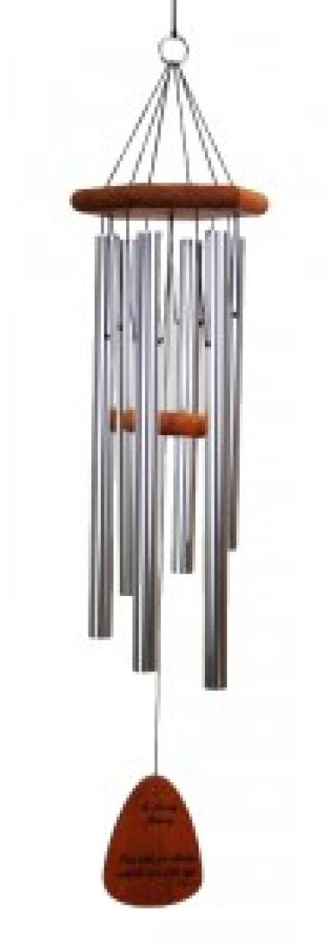 I AM WITH YOU ALWAYS WIND CHIME