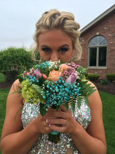 Prom Bouquet 36
