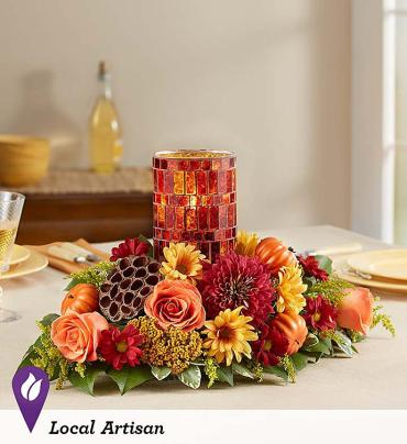 Pumpkin Harvest™ Centerpiece