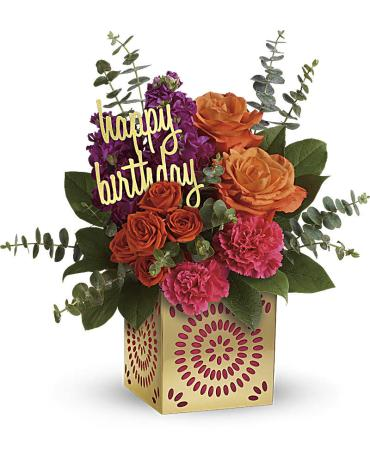 Teleflora\'s Birthday Sparkle Bouquet