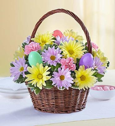 Easter Egg Basket Small